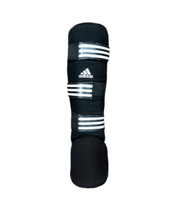 adidas Textile Shin Instep Guard schwarz/weiß M adiGSS013 M