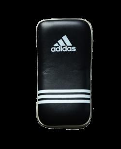 adidas Muay Thai Pad PAO curved Leder schwarz/weiss adiBACTP01EU
