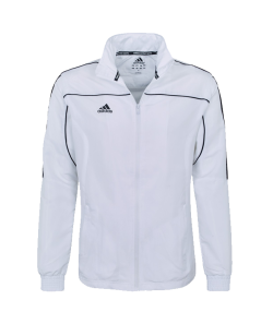 adidas Trainingsjacke Teamwear TR-40 weiß