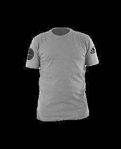 adidas Wako Leisure T-Shirt grau/schwarz adiWAKOT1