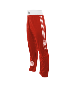adidas Wako Technical Apparel Full Contact Hose rot adiFCP1_PL