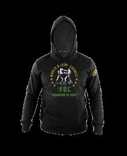 adidas WBC Hoodie schwarz ADIWBCH01