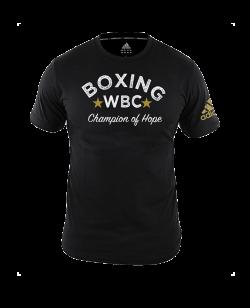 adidas WBC T-Shirt schwarz ADIWBCTB01