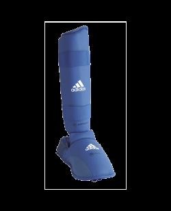 adidas Schienbein Ristschutz Elite blau