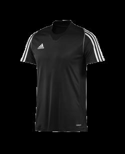 adidas T12 Clima Cool T-Shirt men Kurzarm schwarz adi X12940