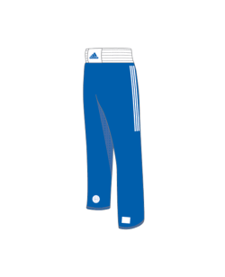 adidas Wako Technical Apparel Full Contact Hose blau adiFCP1_PL