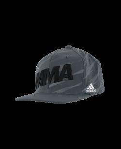 adidas MMA Snapback Cap grau adiMMAC02
