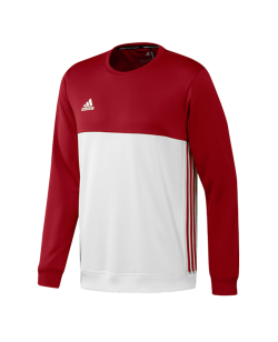 adidas T16 Crew Sweater MEN rot  AJ5420