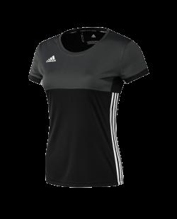 adidas T16 Climacool TEE Shirt WOMAN schwarz AJ5439