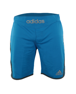 adidas Transition MMA Shorts S/S XL blau/grau adiMMAS06 XL