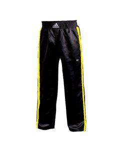 adiPFC01B Kickboxhose schwarz gelb 180 Clima Cool adidas 180cm