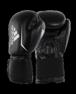 adidas Boxhandschuhe Speed 50 schwarz adiSBG50