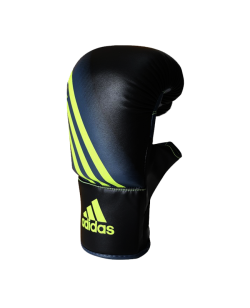 adidas Boxhandschuhe Speed 100 Bag Glove schwarz gelb ADISBGS100