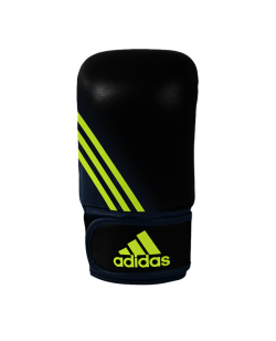 adidas Boxhandschuhe Speed 300 Bag Glove schwarz gelb ADISBGS300