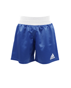 adidas Multi Boxing Short blau weiss ADISMB01-2