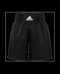 adidas Multi Boxing Short schwarz weiß adiSMB02