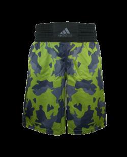 adidas Multi Boxing Short 3.0 grün camoflage ADISMB03