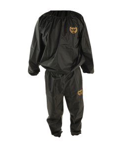 adidas Schwitzanzug Sauna Suit schwarz adiSS01
