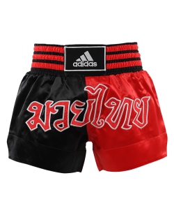 adiSTH03 Thai Short schwarz/ rot adidas