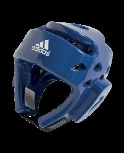 adidas Taekwondo Kopfschutz Gr. M blau WTF approved, adiTHG01 M