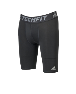 adidas TECHFIT Short TF BASE ST schwarz AJ5037 Compression tight
