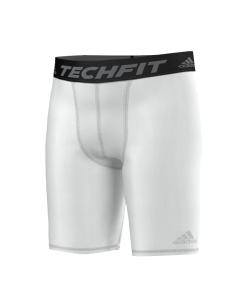 adidas TECHFIT Short TF BASE ST weiss AJ5038 Compression tight