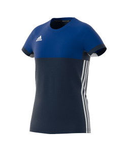 adidas T16 Climacool TEE YOUTH GIRLS blau AJ5255