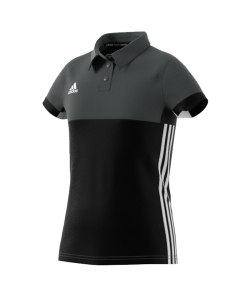 adidas T16 Climacool POLO YOUTH GIRLS schwarz/weiss AJ5257