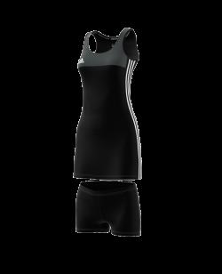 adidas T16 Climacool Dress schwarz/grau AJ5261
