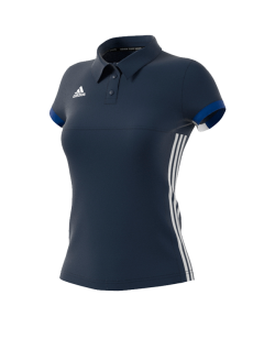 adidas T16 TEAM POLO WOMAN blau AJ5274