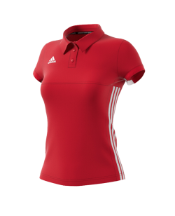 adidas T16 TEAM POLO WOMAN rot AJ5275