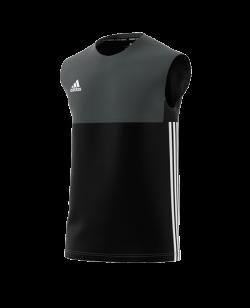adidas T16 Clima Cool SL TEE MEN schwarz/grau AJ5281