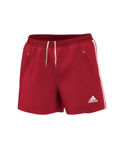 adidas T16 Clima Cool  SHORTS WOMAN rot AJ5291