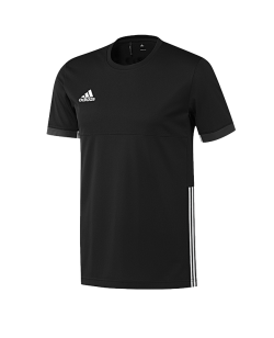adidas T16 TEAM TEE MEN schwarz/grau AJ5306