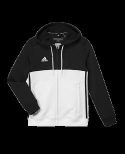 adidas T16 Hoody YOUTH schwarz/weiss AJ5399