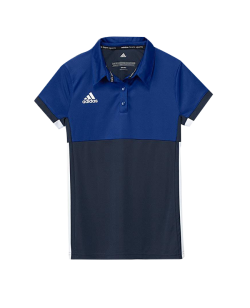 adidas T16 Climacool Polo Shirt  Youth BOYS blau AJ5471
