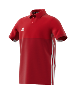 adidas T16 Climacool Polo Shirt  Youth BOYS rot AJ5472