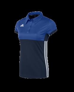 adidas T16 Climacool Polo Shirt WOMAN blau AJ5476