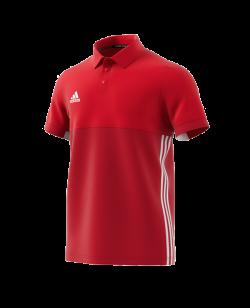 adidas T16 Climacool Polo Shirt Men rot AJ5483