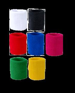 FW Kampfrichter Armstulpen Frottee Schweißband