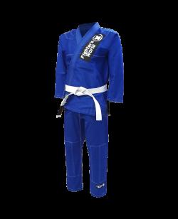 FW CERRO Brazilian Jiu Jitsu Gi blau