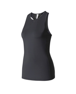 adidas SPEED Tanktop Woman schwarz BK2647