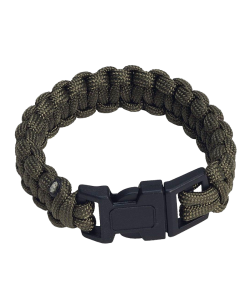 BlackField  Self Defense Bracelet Armband grün