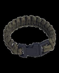 BlackField  Self Defense Bracelet Armband grün
