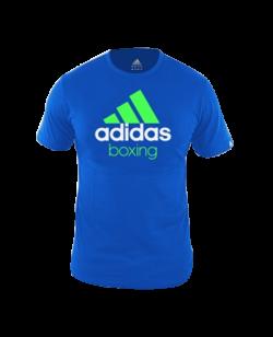 adidas Community T-Shirt Boxing blau adiCTB
