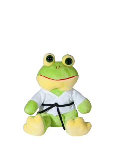 Stofftier Frosch size S