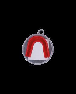 BN GumShild Zahnschutz rot mit Aufbewahrungsbox rot