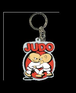 BN Schlüsselanhänger Judo Gummi mit Keyring