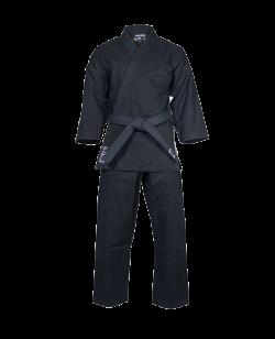 BN Shogun Jiu Jitsu Uniform schwarz JuJutsu Anzug