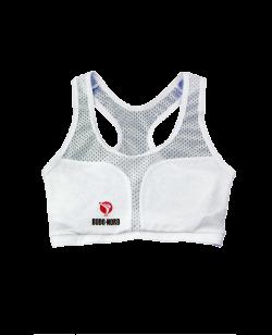 Brustschutz Cool Guard Top weiß